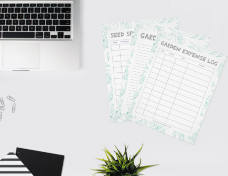 printable garden planner pages